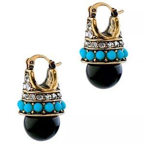 New Zara Vintage-Inspired Drop Earrings